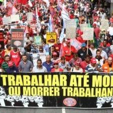 Crise e Reformas: violentas expressões da ofensiva neoliberal