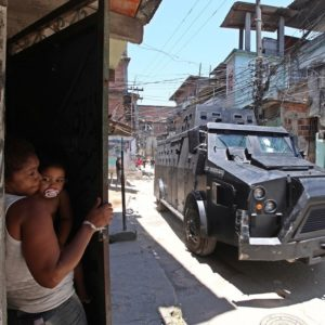 Guerra às drogas no Rio de Janeiro