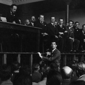 O Processo de Kafka adaptado para o cinema por Orson Welles