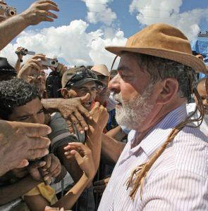 abaixo assinado para Lula receber o Nobel da Paz