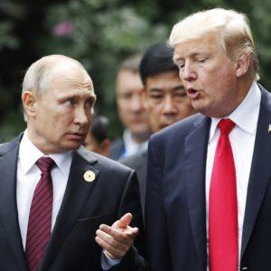 Disputa entre Russia e EUA