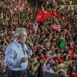 Sete centrais sindicais realizam ato unificado do 1º de maio pela liberdade de Lula