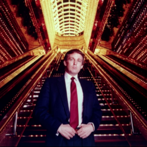 Donald Trump na Trump Tower
