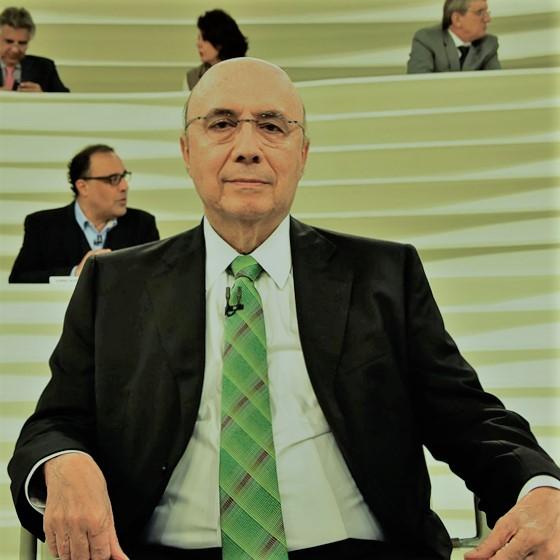 Henrique Meirelles no Roda Viva