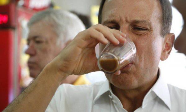 Prefeito de São Paulo, João Doria, durante campanha nas eleições de 2016 - Edilson Dantas / Agência O Globo