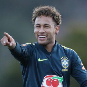 Neymar na Copa do Mundo de 2018 na Rússia