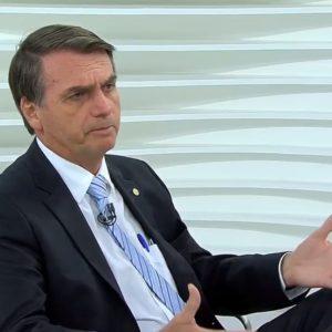 Jair Bolsonaro no Roda Viva
