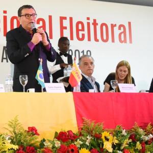 Congresso Nacional Eleitoral PSB. Foto por Humberto Pradera