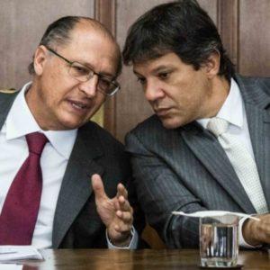 Haddad e Alckmin, eleições. 2018. Os outsiders estão mortos?