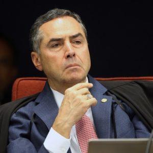 Ministro Barroso relator do caso da candidatura de Lula