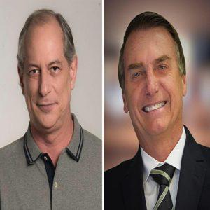 Pesquisa IBOPE: Ciro cresce, empata com Marina, e venceria Bolsonaro no segundo turno