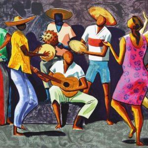 roda de samba carybe cultura