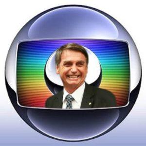Globo esconde caixa 2 do Bolsonaro numa manobra de risco