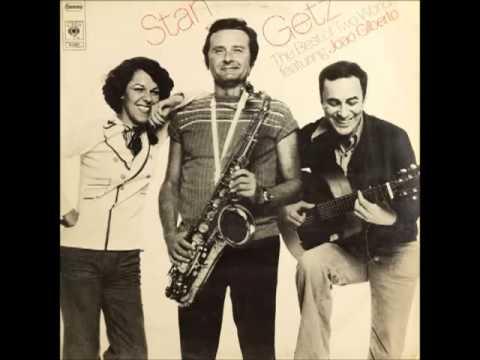 """Miúcha estreiou na música durante a gravação do antológico """"The Best of Two Worlds"""", de Stan Getz e João Gilberto."""