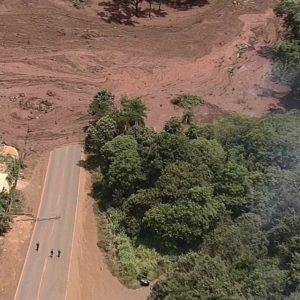 brumadinho vale barragem rompimento