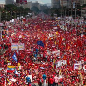 democracia caracas venezuela