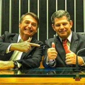 Bolsonaro e Bebianno