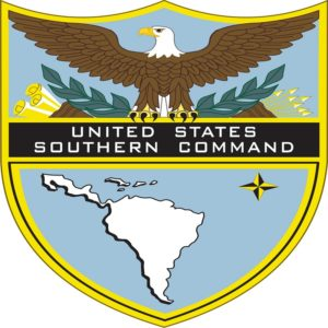 Seal_of_the_United_States_Southern_Command Comando Militar Sul dos Estados Unidos acordo militar