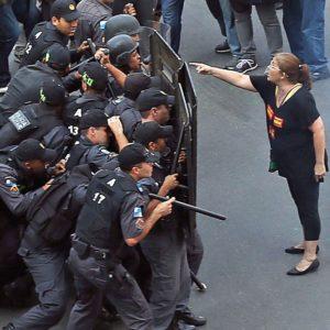 direito administrativo estado policialesco