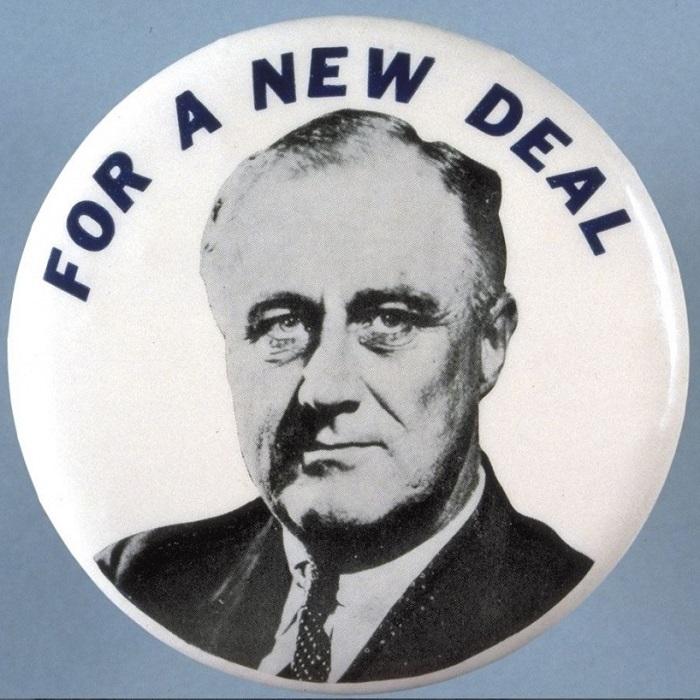 new deal roosevelt neoliberalismo liberalismo