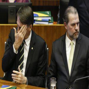 Sessão do Congresso Nacional em comemoração aos 30 anos da Constituição Brasília(DF), 06/11/2018 crise institucional toffoli stf bolsonaro espionagem