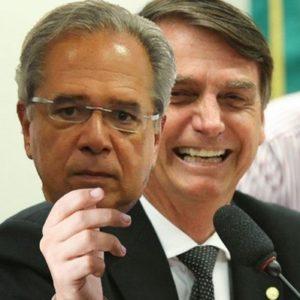 bolsonaro e paulo guedes reforma da previdencia