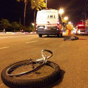 ciclistas mortos