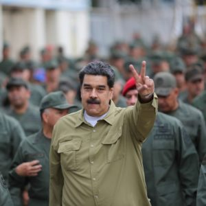 maduro-venezuela resiste ao golpe resistindo a segunda ofensiva golpista