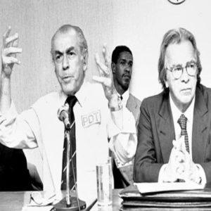 A centralidade da questão nacional no trabalhismo. Darcy Ribeiro e Brizola