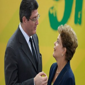Dilma petista e Levy