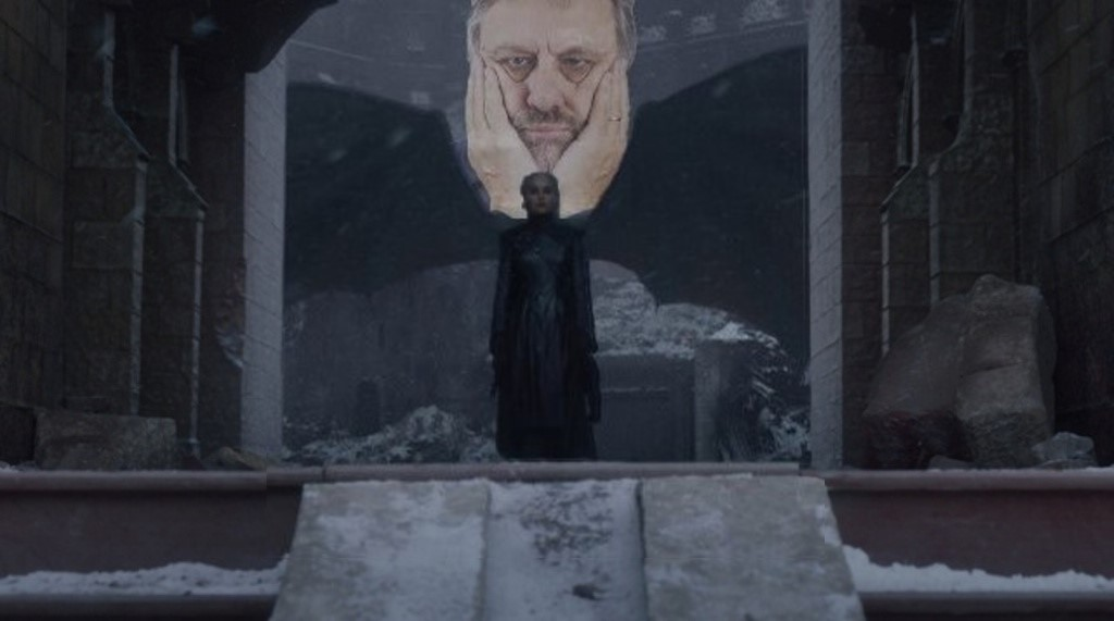 slavoj zizek game of thrones 2