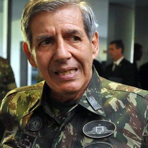 augusto heleno Por que tamanho destempero do general pela facada de Bolsonaro