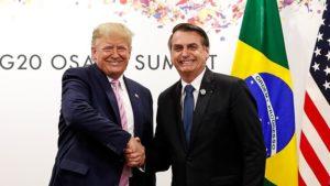 O Brasil acaba de ser declarado um aliado preferencial extra-OTAN pelos Estados Unidos da América, através de um memorando assinado pelo presidente norte-americano Donald Trump e enviado ao Secretário de Estado Mike Pompeo.