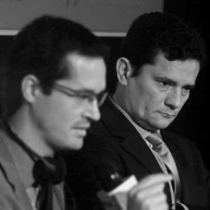sergio moro deltan dallagnol lava jato vaza jato ilegal the intercept reinaldo azevedo uol bandnews