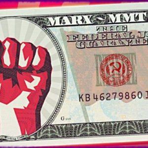 CESAR BENJAMIN: Marx e a MMT