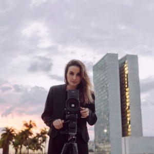 diretora de Democracia em Vertigem, Petra Costa