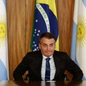 Mal foram divulgados os resultados das eleições primárias realizadas ontem na Argentina e a resposta do presidente brasileiro, Jair Bolsonaro, veio em cheio.