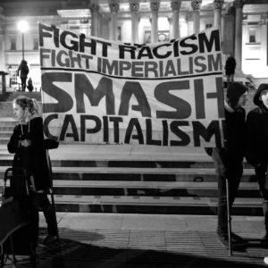 O racismo, tal como existe nos dias atuais, é um fenômeno moderno, nascido no século XIX no bojo da expansão imperialista, e visa justificar e legitimar a dominação mundial sobre os povos considerados não-brancos, isto é, os povos coloniais.