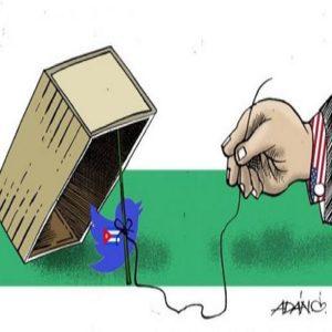 Twitter, censura e guerra - a ofensiva contra Cuba