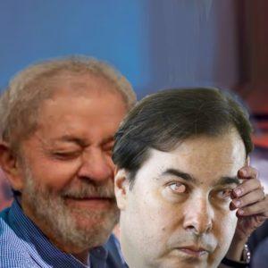 lula rodrigo maia comunistas pcdob ciro gomes pdt pt
