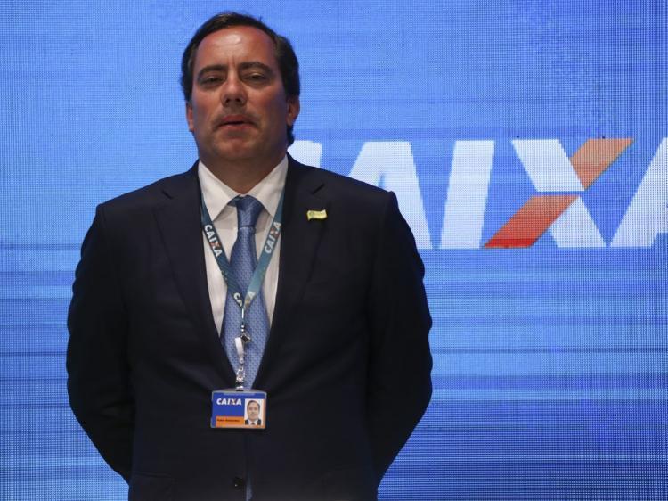 Pedro Guimarães, presidente da CEF. Foto: Valter Campanato / Agência Brasil