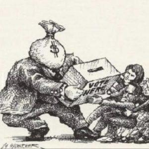 A democracia como vítima da compressão espaço-temporal do capitalismo