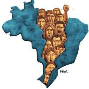 Ano novo no Brasil é o velho desastre do país em andamento