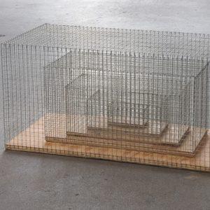 Dan Finsel, Affective memory cage, 2014