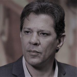 Haddad, com disciplina espartana, se dedica com força ao cargo de maior nulidade política na recente história brasileira.