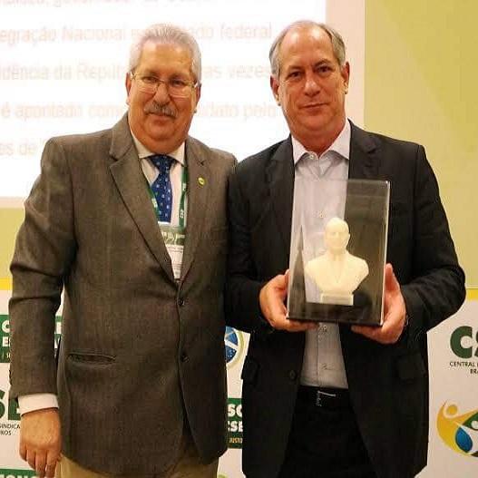ANTONIO NETO Ciro Gomes representa a retomada do legado de Vargas e do trabalhismo