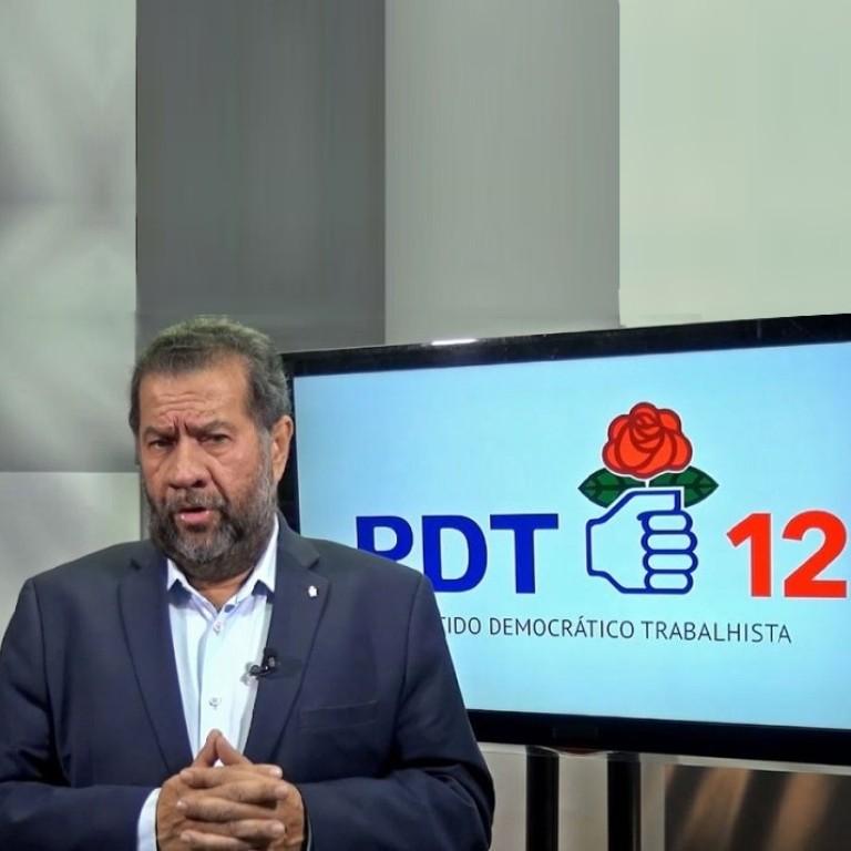 CARLOS LUPI PDT, PSB, PV e Rede decidem apoiar impeachment juntos