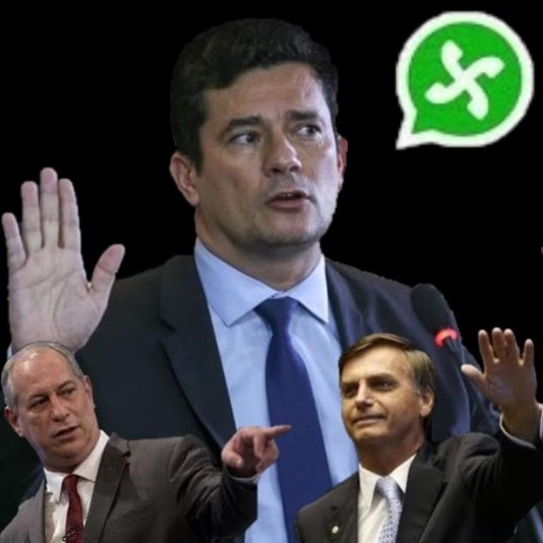 CIRO GOMES Moro nunca prestou, vamos ver sua cumplicidade com o bolsonarismo
