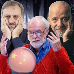 ELIAS JABBOUR Harvey e Zizek, os Paulos Coelhos do marxismo
