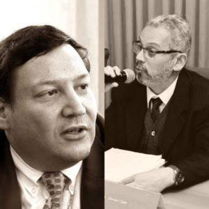 Gilberto Bercovicci e Giovani Clark